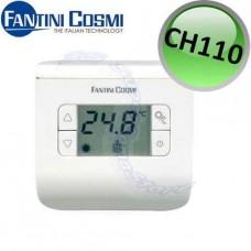 Fantini Cosmi CH110 digitális termosztát
