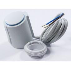 Möhlenhoff A40405-0-1Selektronikus termosztát fej on-off,NC,24VAC,100N,1m kábellel