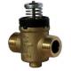 Controlli VSX13P 2 útú 1/2″,kvs1,6 termosztatikus szelep
